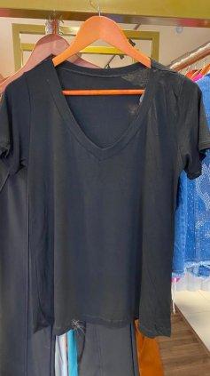 Imagem - Blusa T-Shirt Podrinha - Preto