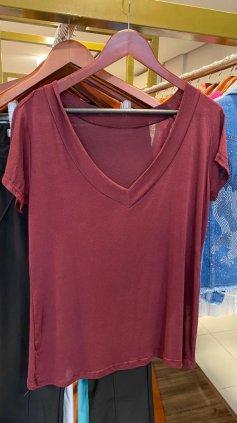 Imagem - Blusa T-shirt Podrinha - Vermelho