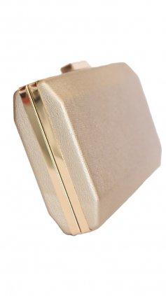 Imagem - Bolsa Clutch - Dourado