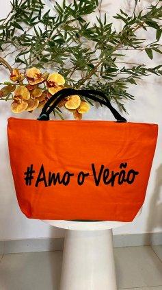 Imagem - Bolsa Mama Bolsa3282 - Laranja