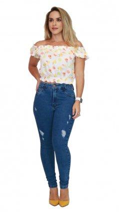 Imagem - Calça Exclusiva Cal0986 - Jeans