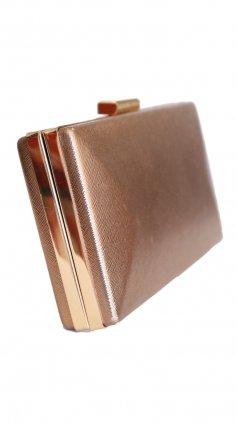 Imagem - Bolsa Clutch Básica - Bronze