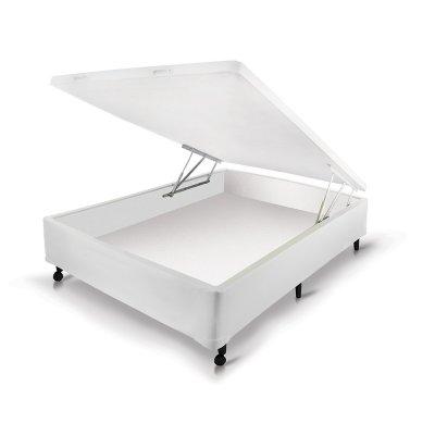Box Castor Baú Universal Branco 30cm