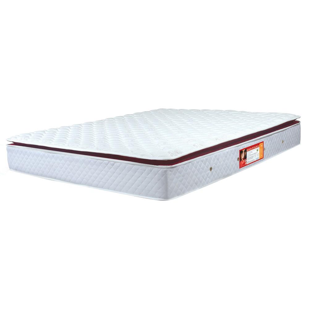 Colchão Castor Red & White 120x203x23cm D45 Solteiro