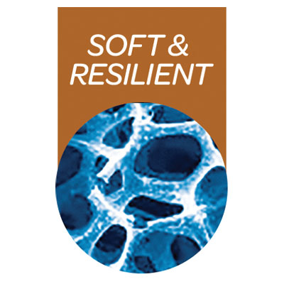 Soft & Resilient