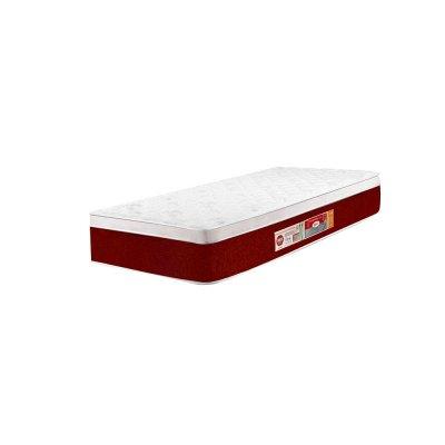 Colchão Castor Solteiro Red & White D45 AIR 100x200x23cm