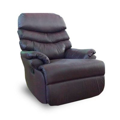 Poltrona Castor Comfort Luxo Marrom
