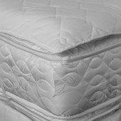 Imagem do produto - Protetor de Colchão Castor Casal com Elástico 128x188cm