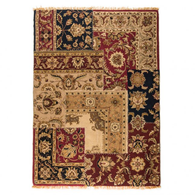 Indiano Pachtwork - Medida: 2,40 x 1,70