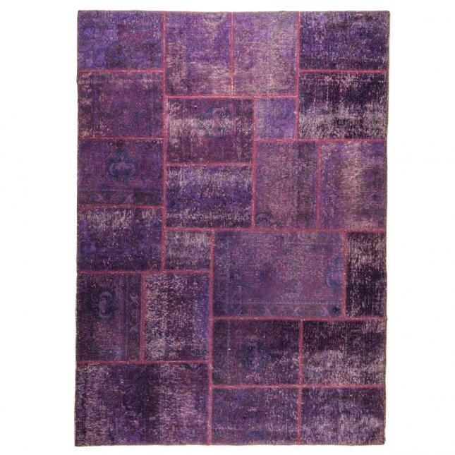 Tapete Patchwork Persa - Medida: 2,34 X 1,67