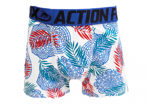Cueca Boxer Action Fox ESTAMPADA