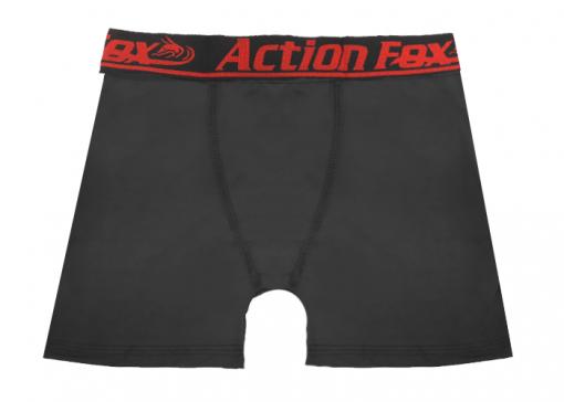 Cueca Boxer Juvenil - Microfibra Lisa Action Fox
