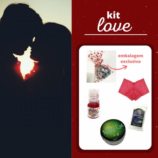 Kit Love - Embalagem Especial