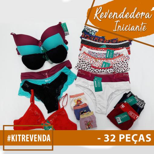 kit Revenda iniciante- Promo mês de Abril!