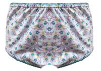 Imagem - Calçola Plus Size - Estampada em Cotton  cód: 43710021