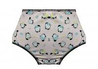 Imagem - Calçola Plus Size - Estampada em Cotton  cód: 43710001