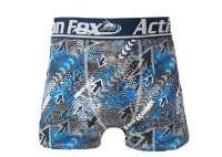 Imagem - Cueca Boxer Action Fox ESTAMPADA Ref.: 258