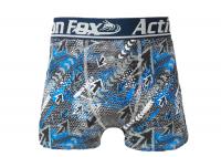 Cueca Boxer estampada Tamanho Especial Action Fox