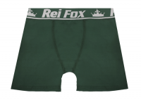 Imagem - Cueca Boxer Juvenil - Microfibra Lisa Action Fox - 40770011