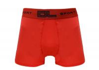 Imagem - Cueca Boxer Plus Size - 40 mm Lisa - 41378001