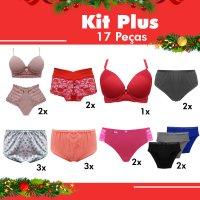 Imagem - Kit Natal - Plus Size cód: kitnatal5