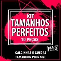 kit Black Friday- Tamanhos perfeitos