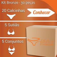 Kit Bronze - 30 peças