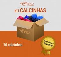 Kit Calcinhas Revendedora Iniciante I - 10 peças