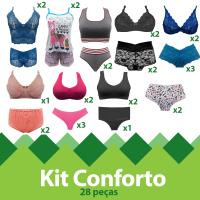 Imagem - Kit Conforto - 28 Peças cód: kitconforto