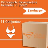 Kit Conjunto Revendedora iniciante I - 11 PEÇAS