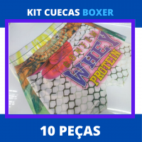 Imagem - Kit Cuecas Boxer - PROMOCIONAIS cód: kit225