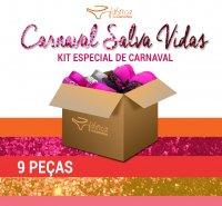 Kit Especial de Carnaval - Salva-Vidas-9 peças