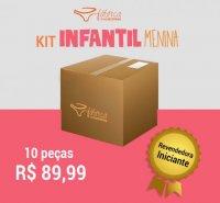 Kit Infantil Menina I- 10 Peças