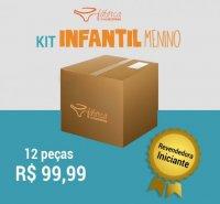 Kit Infantil Menino I-12 Peças