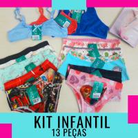 Imagem - Kit Infantojuvenil - 13 Peças cód: kit
