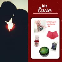 Imagem - Kit Love - Embalagem Especial  cód: kitlove