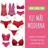 Imagem - Kit Mãe Moderna - Especial dia das Mães cód: kit010