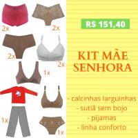 Imagem - Kit Mãe Senhora - Especial dia das Mães cód: kit010