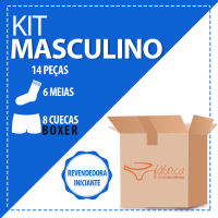 Kit Masculino
