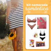 Imagem - Kit Namorada Romântica cód: kitnamoradaromantica