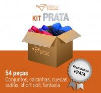 Kit Prata - 54 Peças