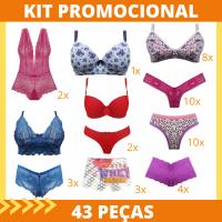 Imagem - Kit Promocional - Revendedora  cód: kitpromocao
