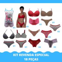 Imagem - Kit Revenda Especial - 18 Peças cód: kitrevendaespecial