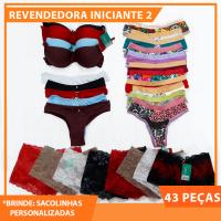 kit Revenda Iniciante 2- Promoção mês maio