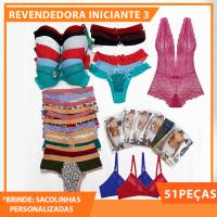 kit Revenda Iniciante 3 - Promoção mês maio