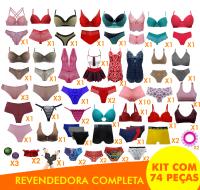 Imagem - Kit Revendedora Completa cód: kit