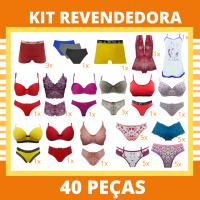 Imagem - Kit Revendedora Premium - 40 Peças cód: kit