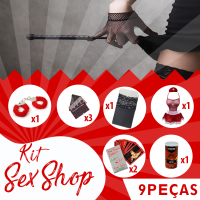 Imagem - Kit Sex Shop cód: kit