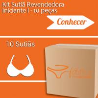 Kit Sutiã Revendedora Iniciante I-4 PEÇAS