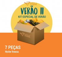Kit Verão II- Noite Fresca- 7 Peças.